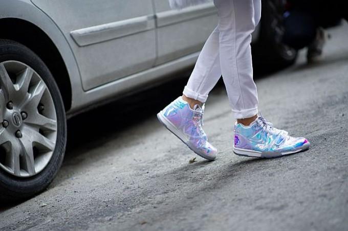 Elő a sneaker cipőkkel!