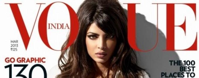 Milyen egy címlapfotózás az indiai Vogue-nál?