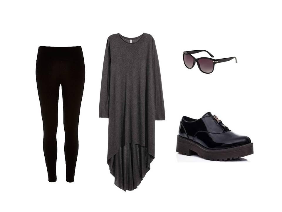 Fekete leggings5
