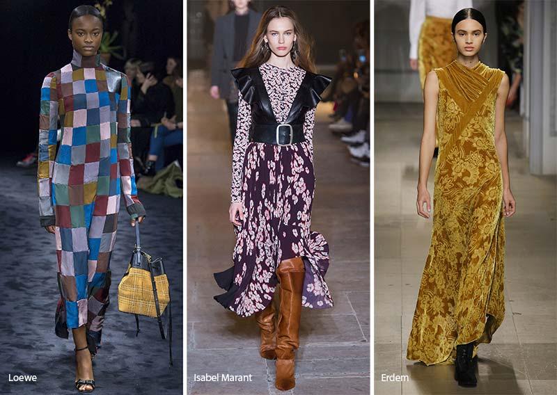 őszi-téli divat 2017-ben